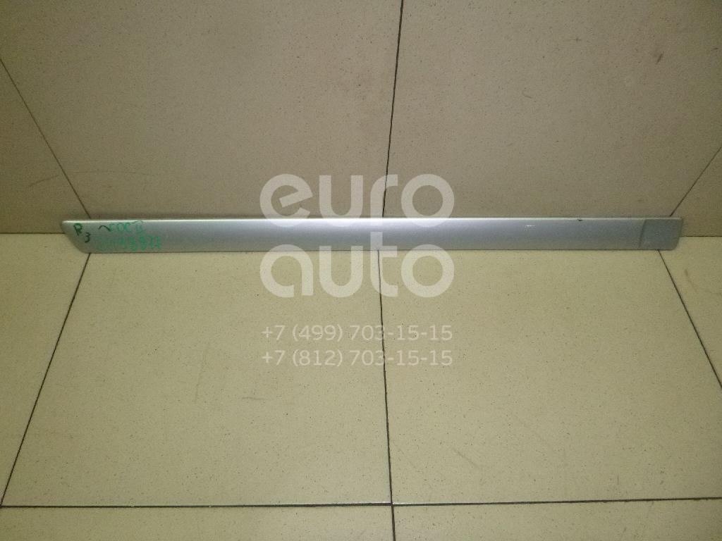 Молдинг задней правой двери Ford Focus II 2005-2008; (1495609)  - купить со скидкой