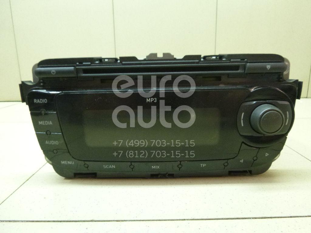Купить Магнитола Seat Ibiza V 2008-; (6J1035153C)