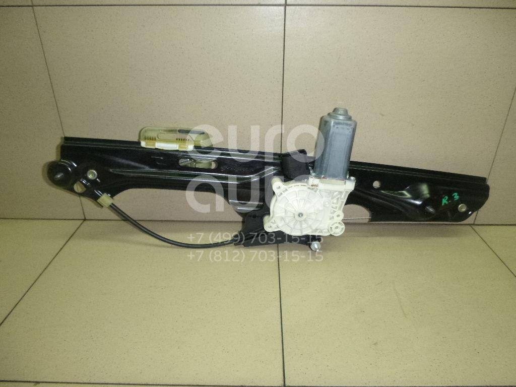 Купить Стеклоподъемник электр. задний правый BMW X3 F25 2010-; (51357355640)