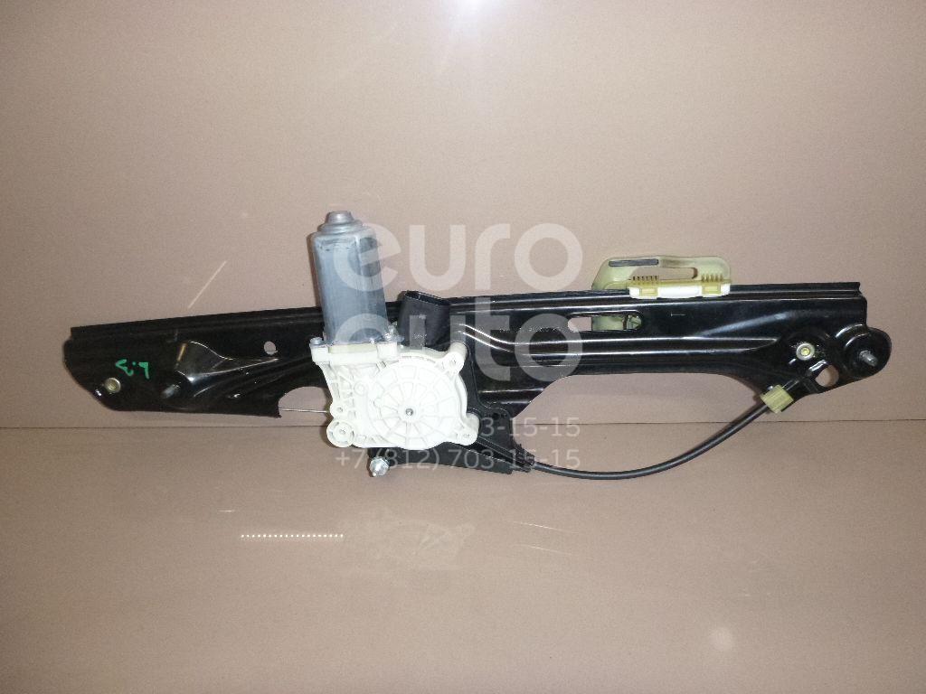 Купить Стеклоподъемник электр. задний левый BMW X3 F25 2010-; (51357355639)