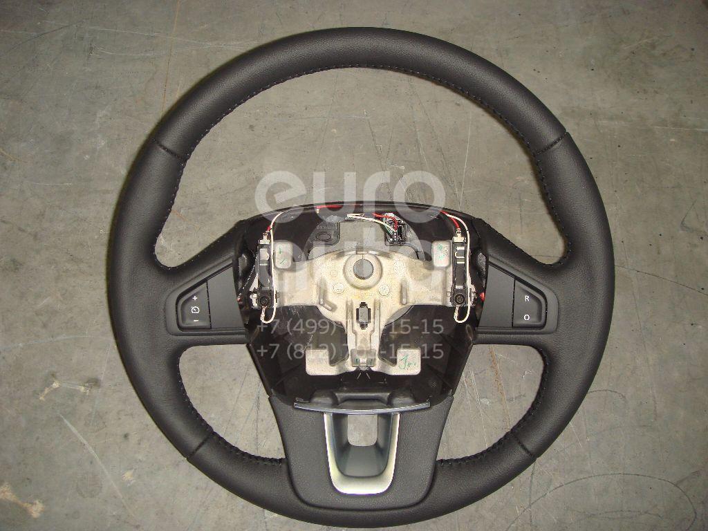Купить Рулевое колесо для AIR BAG (без AIR BAG) Renault Latitude 2010-2015; (484005890R)
