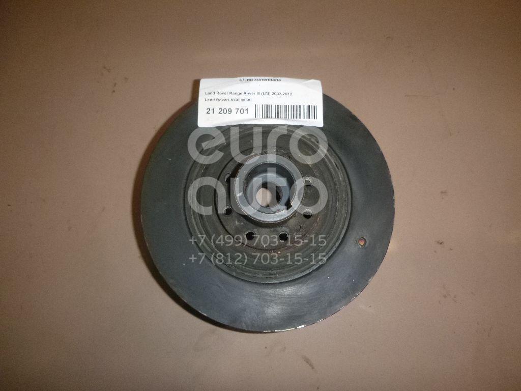 Купить Шкив коленвала Land Rover Range Rover III (LM) 2002-2012; (LHG000090)