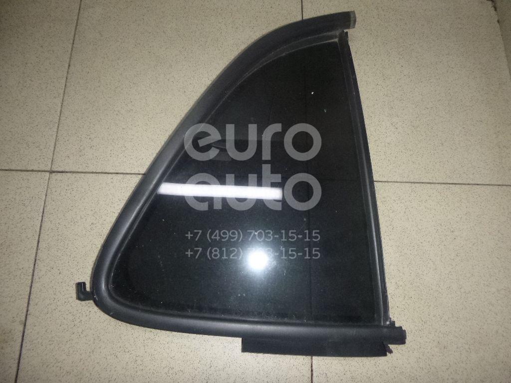 Купить Стекло двери задней правой (форточка) Suzuki Splash 2008-2015; (8455151K00)
