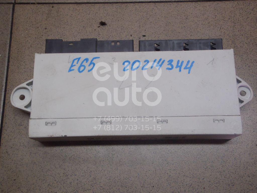 Купить Блок комфорта BMW 7-серия E65/E66 2001-2008; (61356921980)