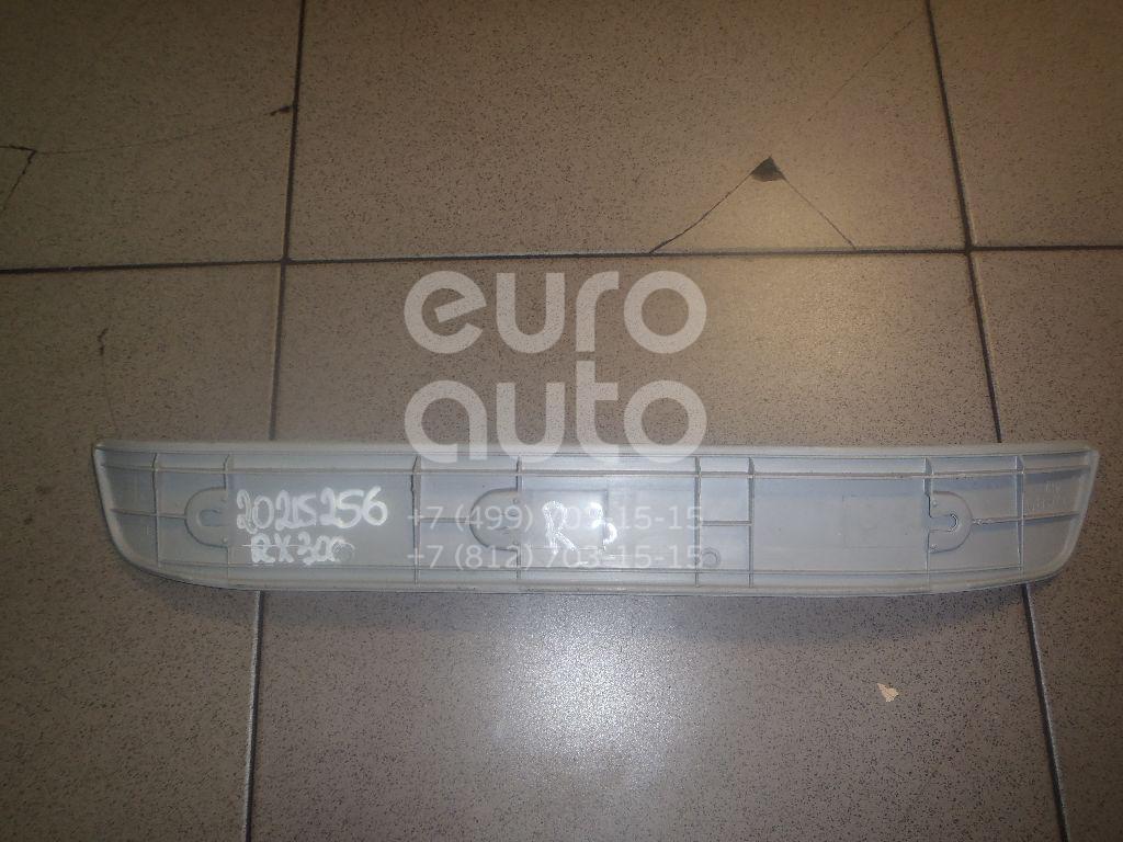 Купить Накладка порога (внутренняя) Lexus RX 300/330/350/400h 2003-2009; (6791548050B0)