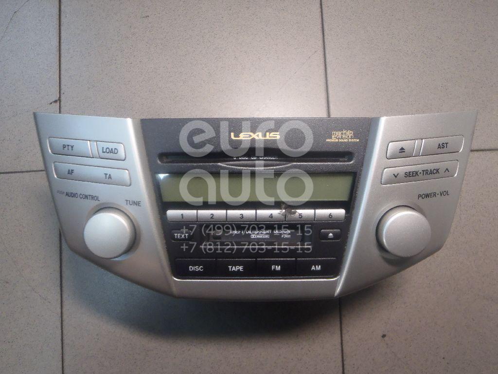 Купить Магнитола Lexus RX 300/330/350/400h 2003-2009; (8612048670)