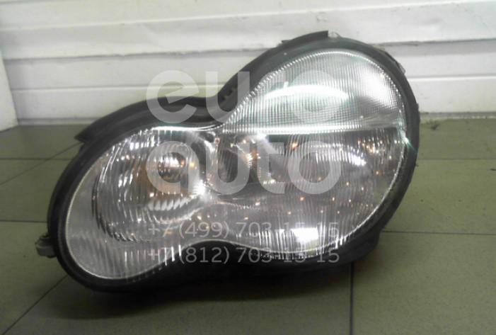 Купить Фара левая Mercedes Benz W203 2000-2006; (0301166201)