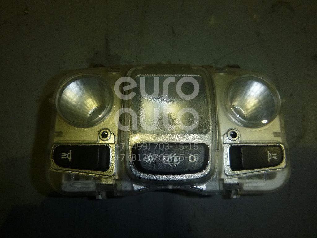 Купить Плафон салонный Citroen DS4 2011-2015; (6362AW)