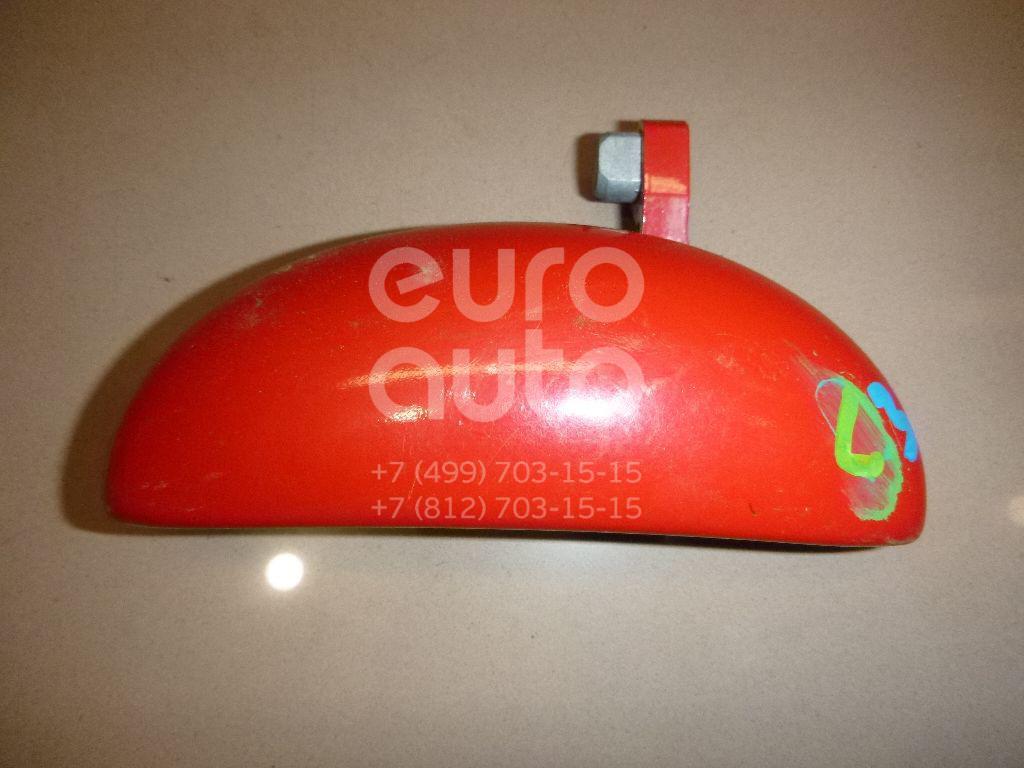 Купить Ручка двери задней наружная левая Peugeot 107 2006-2014; (9101AQ)