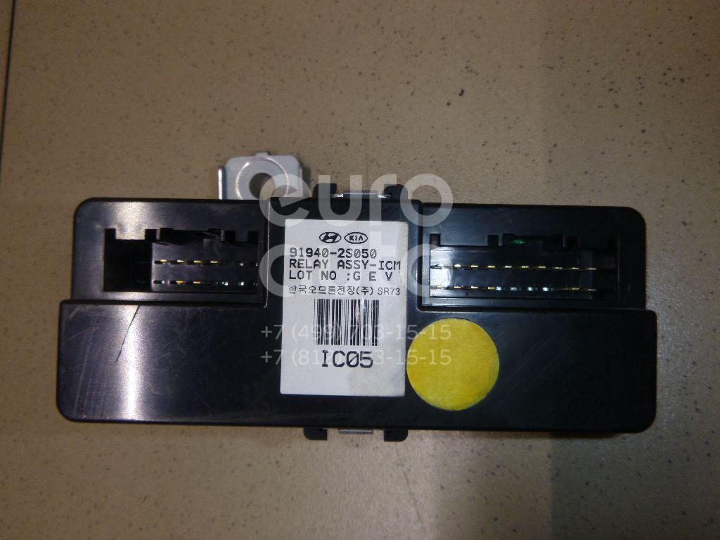 Купить Блок электронный Hyundai ix35/Tucson 2010-2015; (919402S050)