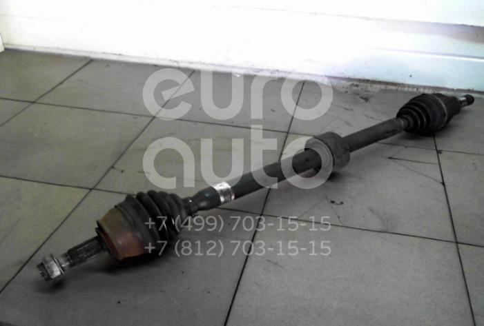 Купить Полуось передняя правая Opel Corsa D 2006-2015; (13149833)