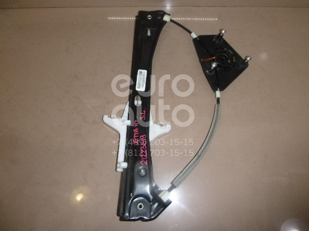 Купить Стеклоподъемник электр. задний левый VW Jetta 2011-; (5C6839461D)