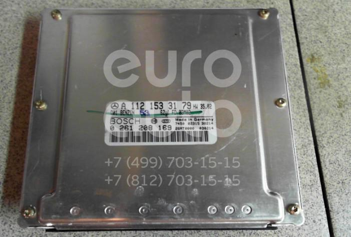 Купить Блок управления двигателем Mercedes Benz W211 E-Klasse 2002-2009; (1121533179)