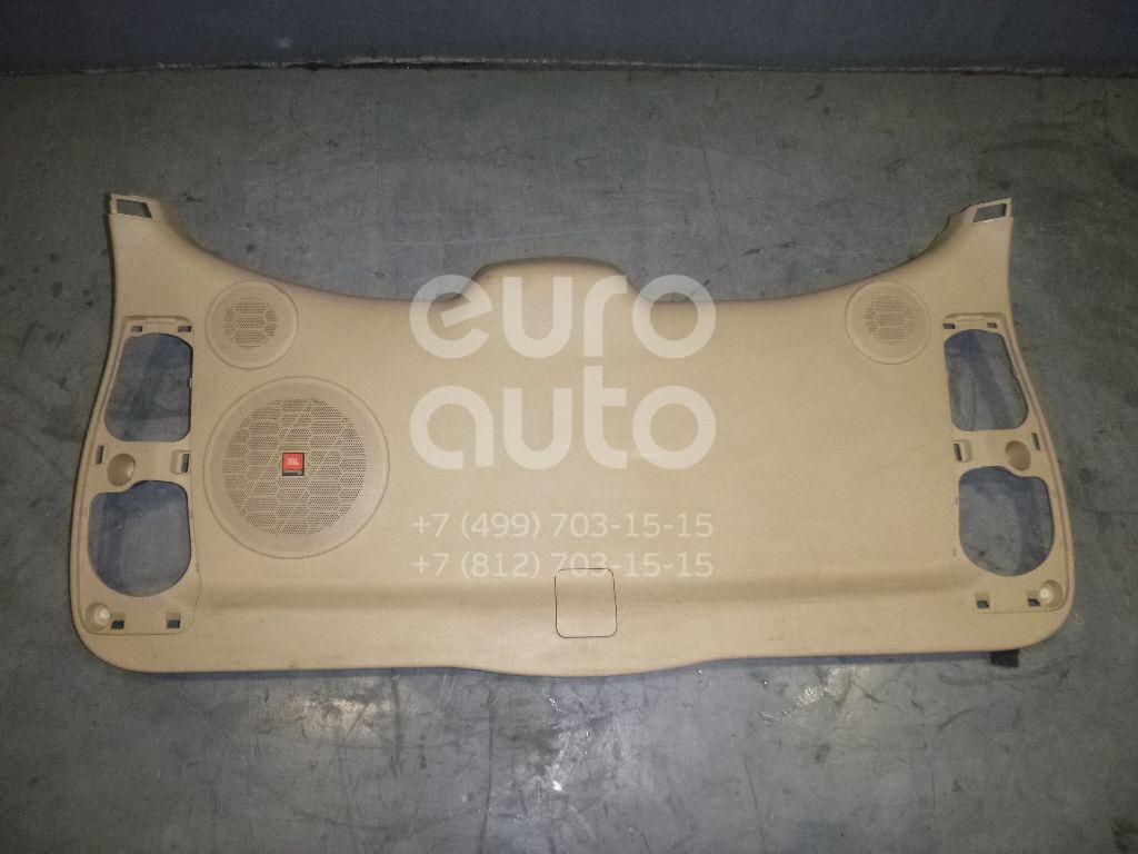 Купить Обшивка двери багажника Toyota Highlander III 2013-; (647800E070A0)