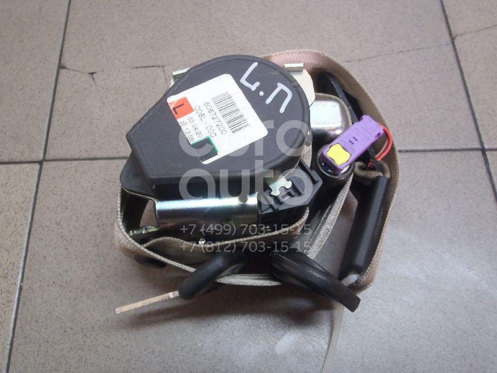 Купить Ремень безопасности с пиропатроном Audi Q7 [4L] 2005-2015; (4L1857705)