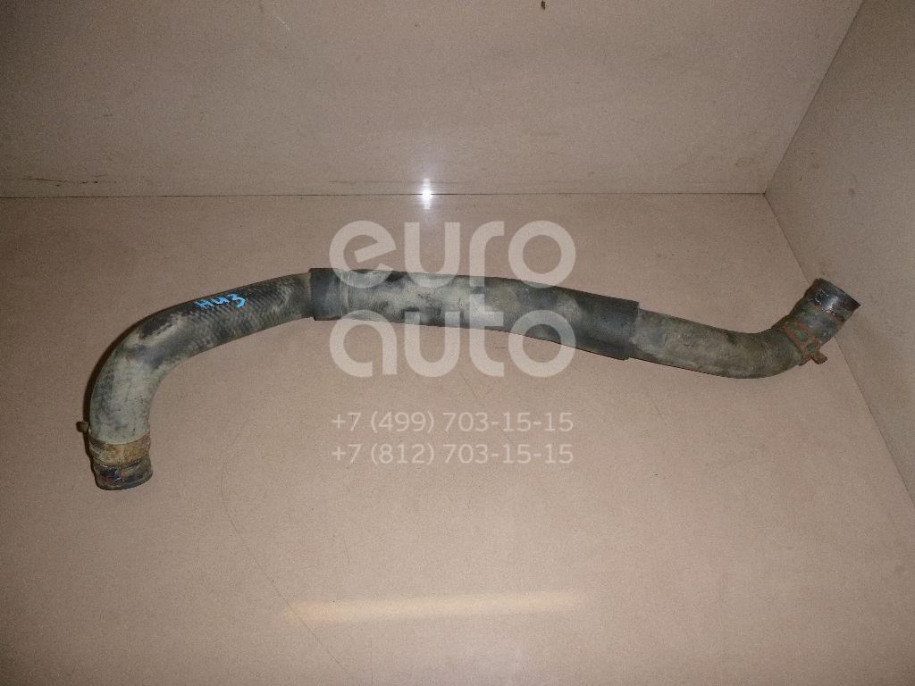 Купить Патрубок радиатора Kia Ceed 2007-2012; (254122H000)
