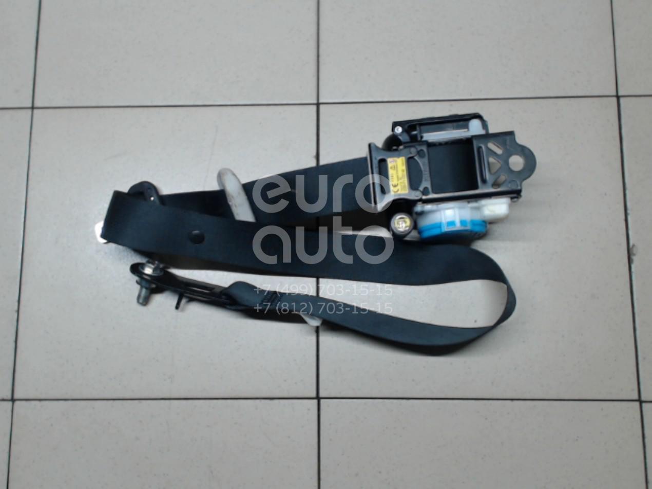 Купить Ремень безопасности с пиропатроном Mazda CX 3 2015-; (DB2P57L90)
