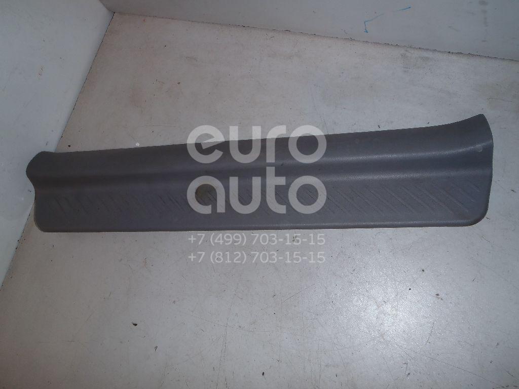 Купить Накладка порога (внутренняя) Mazda Mazda 3 (BK) 2002-2009; (BP4K68710G73)
