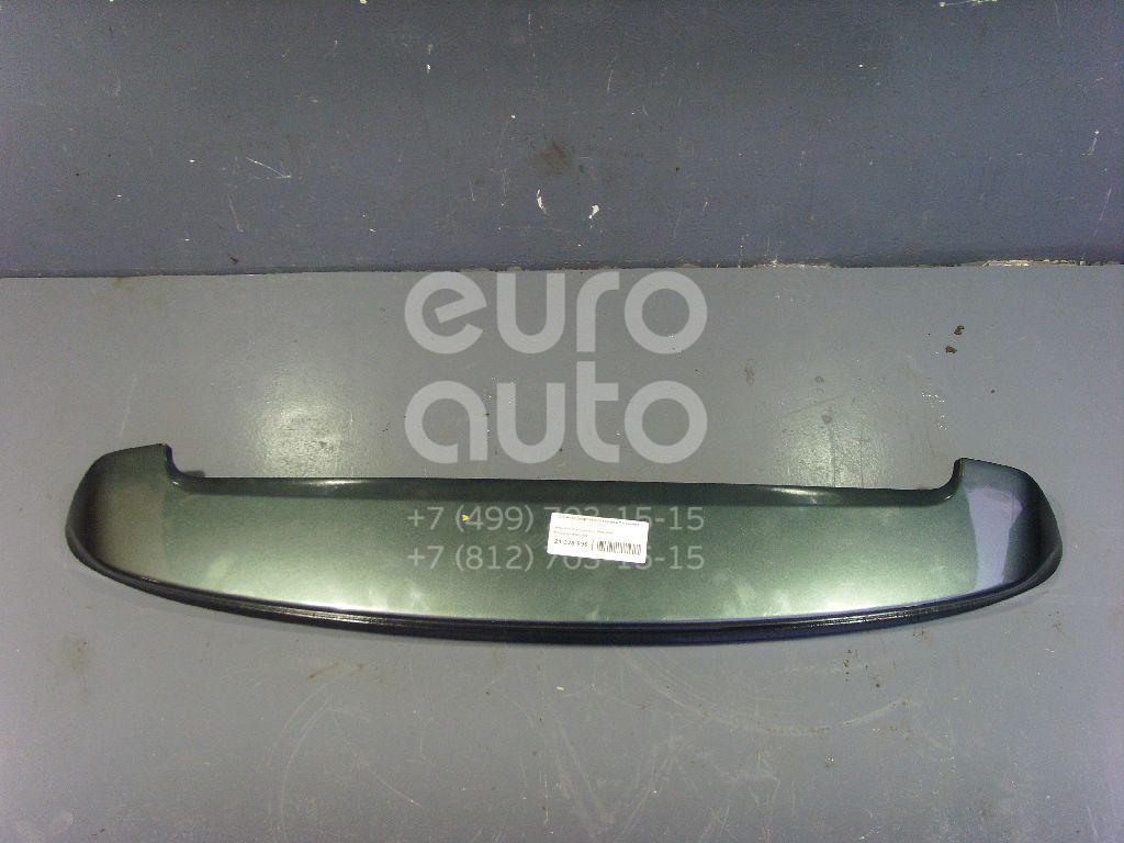 Купить Спойлер (дефлектор) багажника Mitsubishi Outlander (CU) 2001-2008; (MR642405)