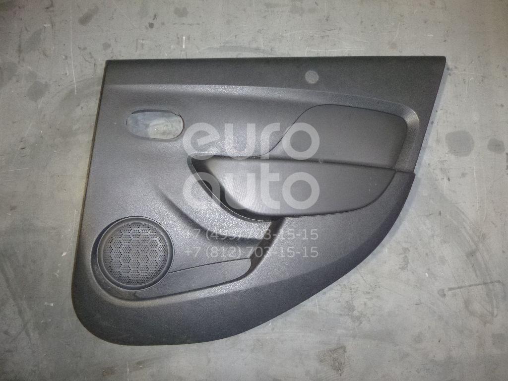 Купить Обшивка двери задней правой Renault Logan II 2014-; (829006447R)