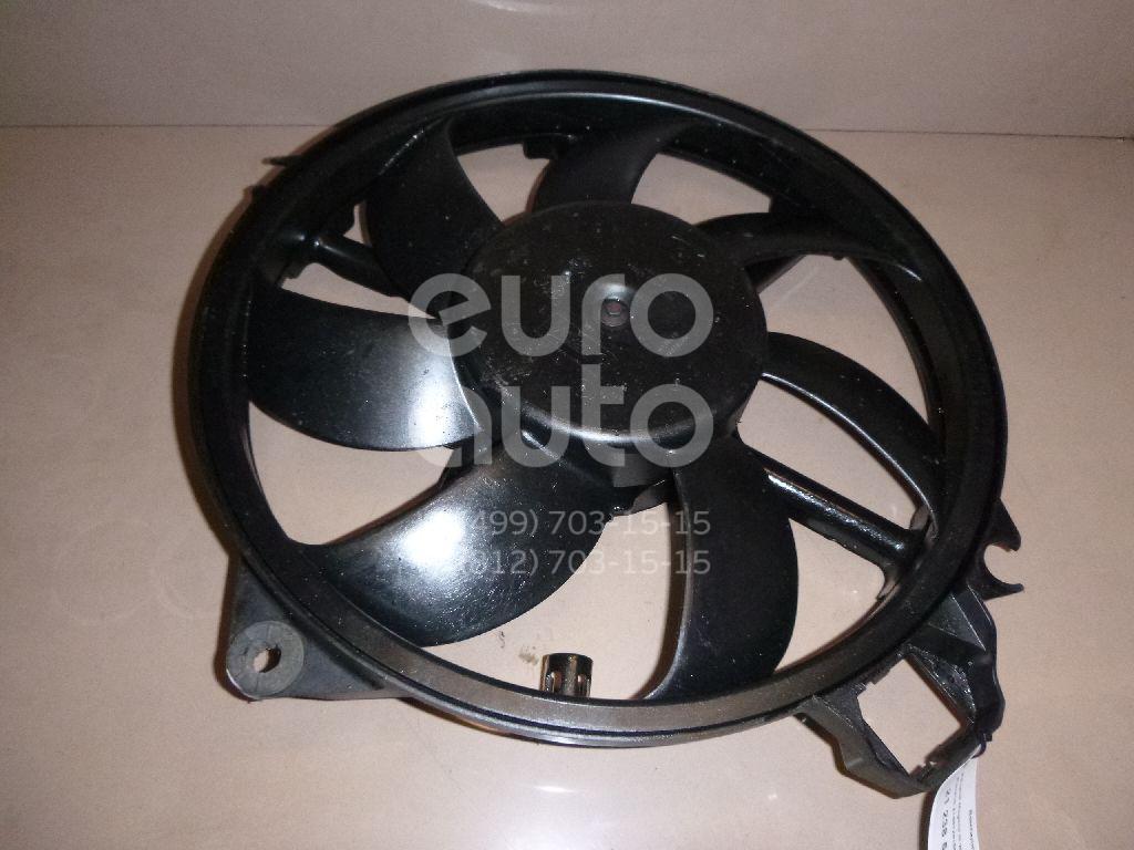 Купить Вентилятор радиатора Renault Megane III 2009-2016; (214812415R)