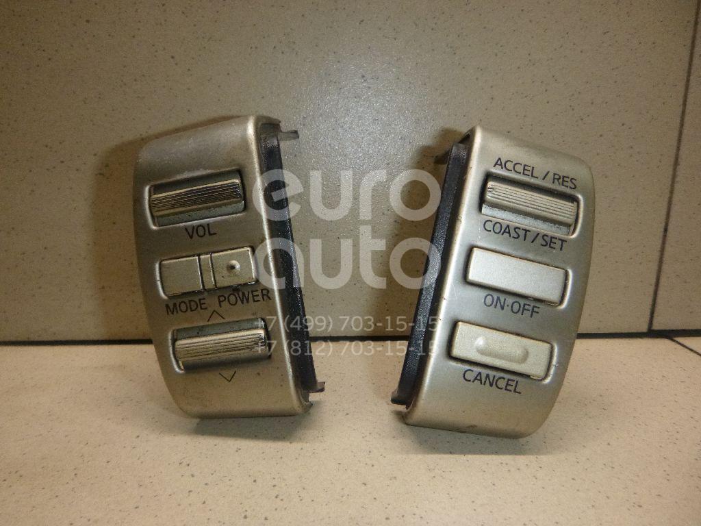 Купить Переключатель подрулевой управления магнитолой Infiniti QX56 (JA60) 2004-2009; (255528S205)