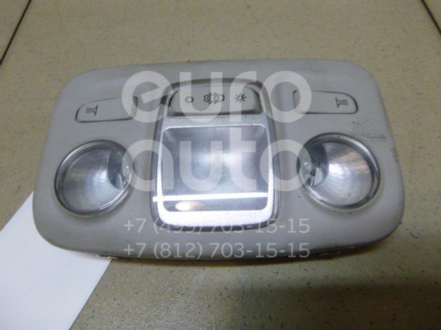 Купить Плафон салонный Citroen C4 II 2011-; (6362AZ)