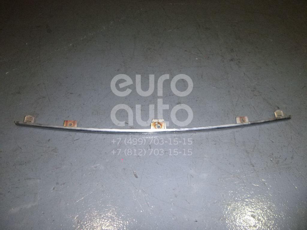 Купить Молдинг заднего бампера центральный Toyota Auris (E18) 2012-; (5275102010)