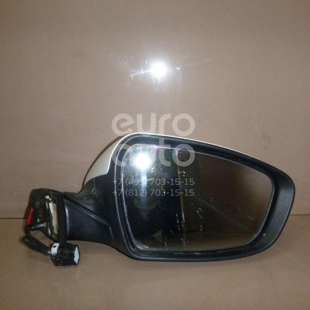 Зеркало правое электрическое Kia Cerato 2013-; (87620A7050)  - купить со скидкой