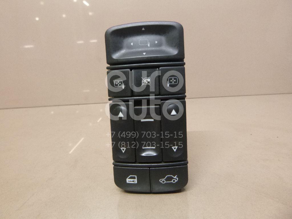 Купить Блок управления стеклоподъемниками Opel Vectra C 2002-2008; (6240179)