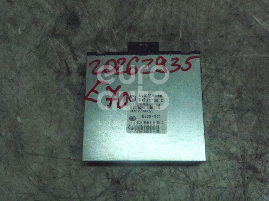 Купить Блок электронный BMW X5 E70 2007-2013; (61429127088)