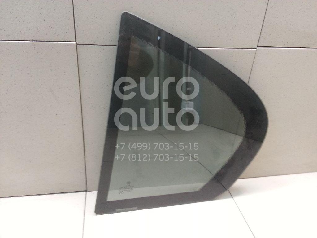 Стекло двери задней левой (форточка) BMW 5-серия E60/E61 2003-2009; (51357033643)  - купить со скидкой