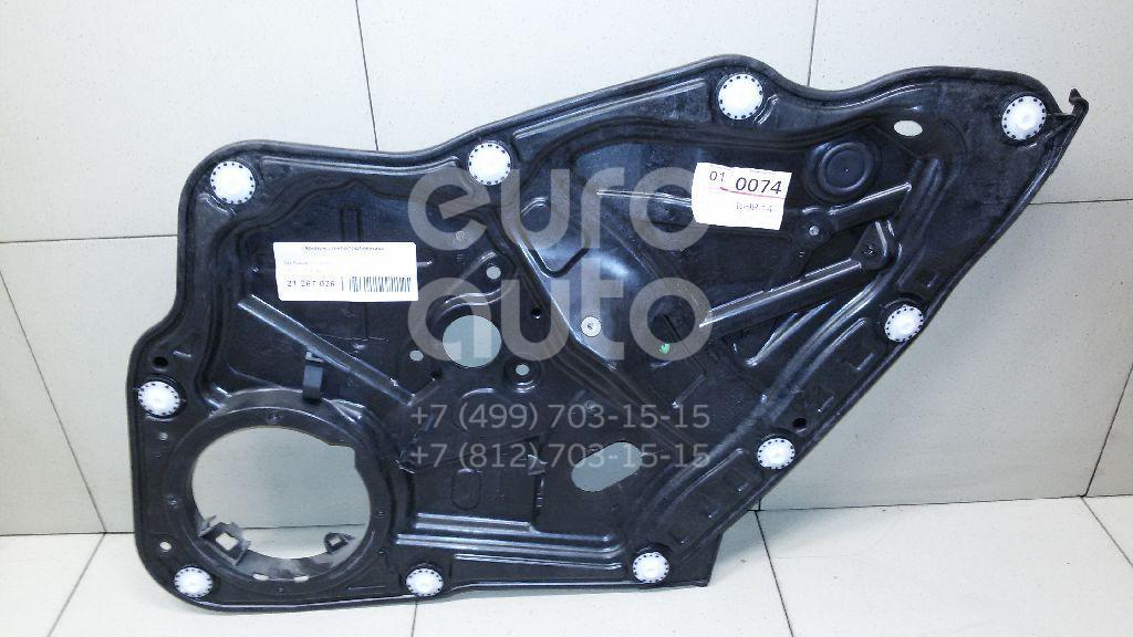 Купить Панель двери VW Passat CC 2008-; (3C8839756D)