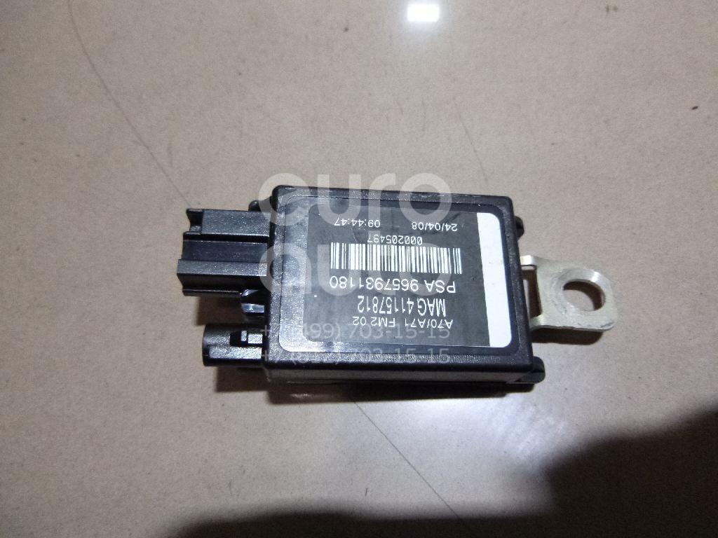 Блок электронный Peugeot 207 2006-2013; (6561HQ)  - купить со скидкой