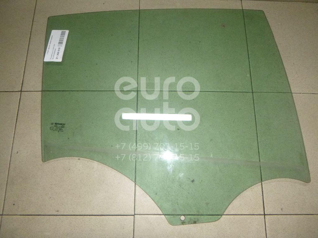 Купить Стекло двери задней правой Renault Megane II 2003-2009; (8200493040)
