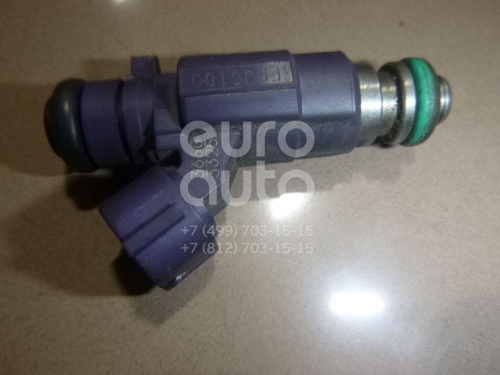 Купить Форсунка инжекторная электрическая Infiniti FX (S50) 2003-2007; (166002Y905)