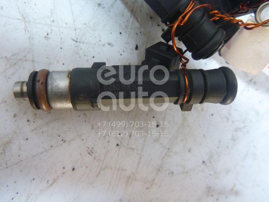 Купить Форсунка инжекторная электрическая Opel Meriva 2003-2010; (0280158501)