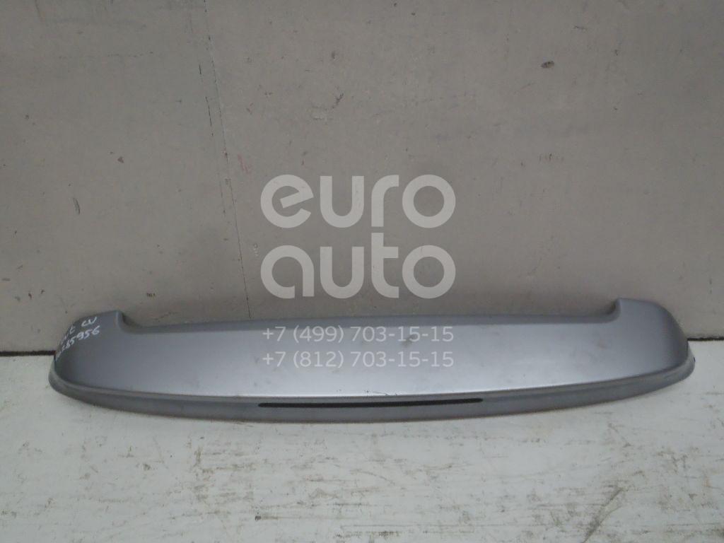 Купить Спойлер (дефлектор) багажника Mitsubishi Outlander (CU) 2001-2008; (MR647208)