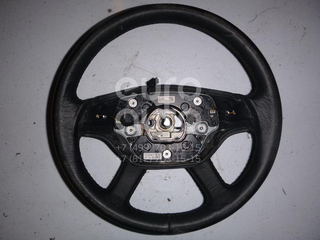 Купить Рулевое колесо для AIR BAG (без AIR BAG) Mercedes Benz W221 2005-2013; (22146001039E84)
