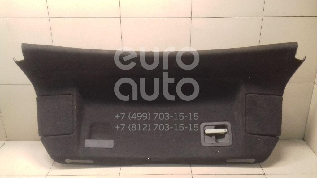 Купить Обшивка крышки багажника Audi A4 [B8] 2007-2015; (8K5867975BCA9)
