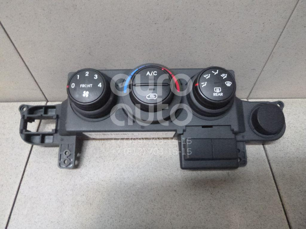 Купить Блок управления отопителем Hyundai Starex H1/Grand Starex 2007-; (972504H2504X)