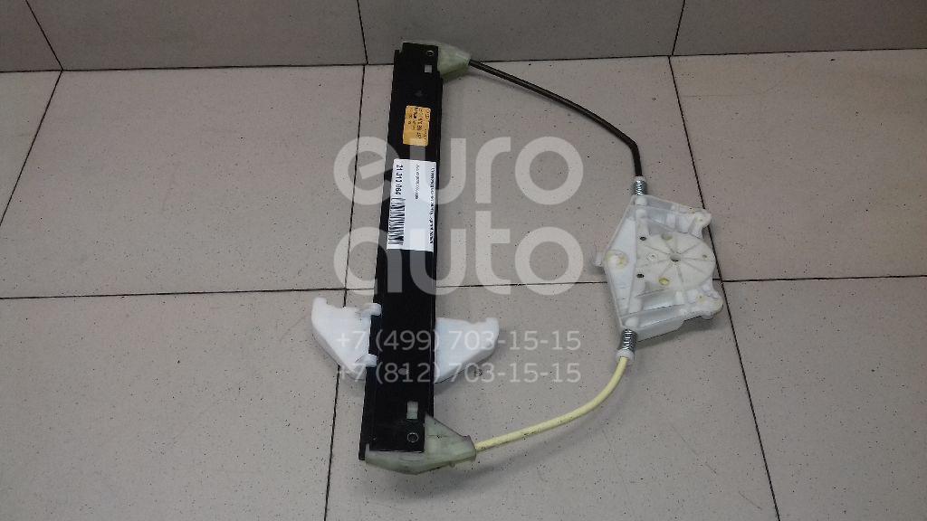 Купить Стеклоподъемник электр. задний левый Audi A2 [8Z0] 2000-2005; (8Z0839461B)