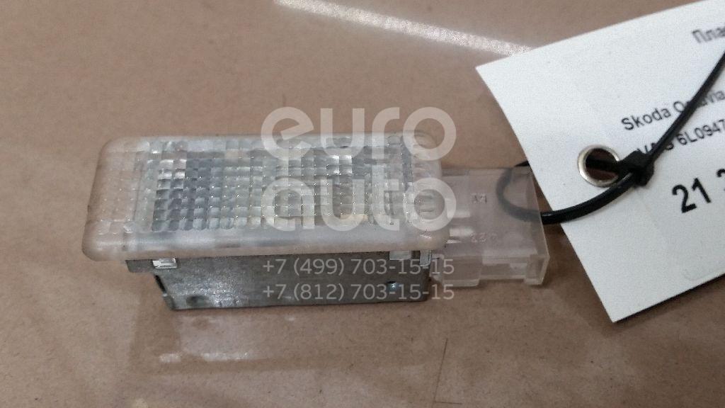 Купить Плафон салонный Skoda Octavia (A7) 2013-; (6L0947415A)