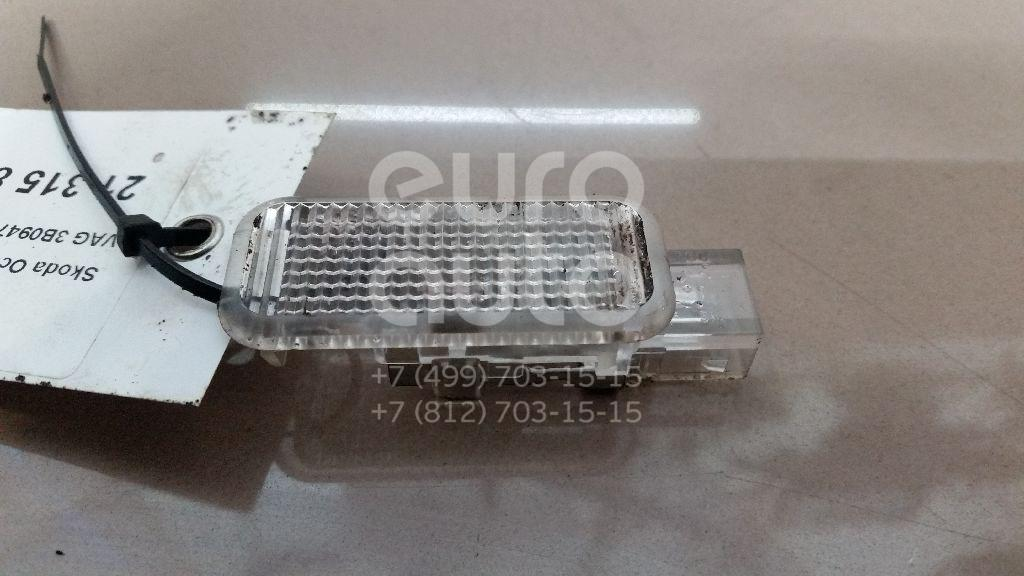 Купить Плафон салонный Skoda Octavia (A7) 2013-; (3B0947415)