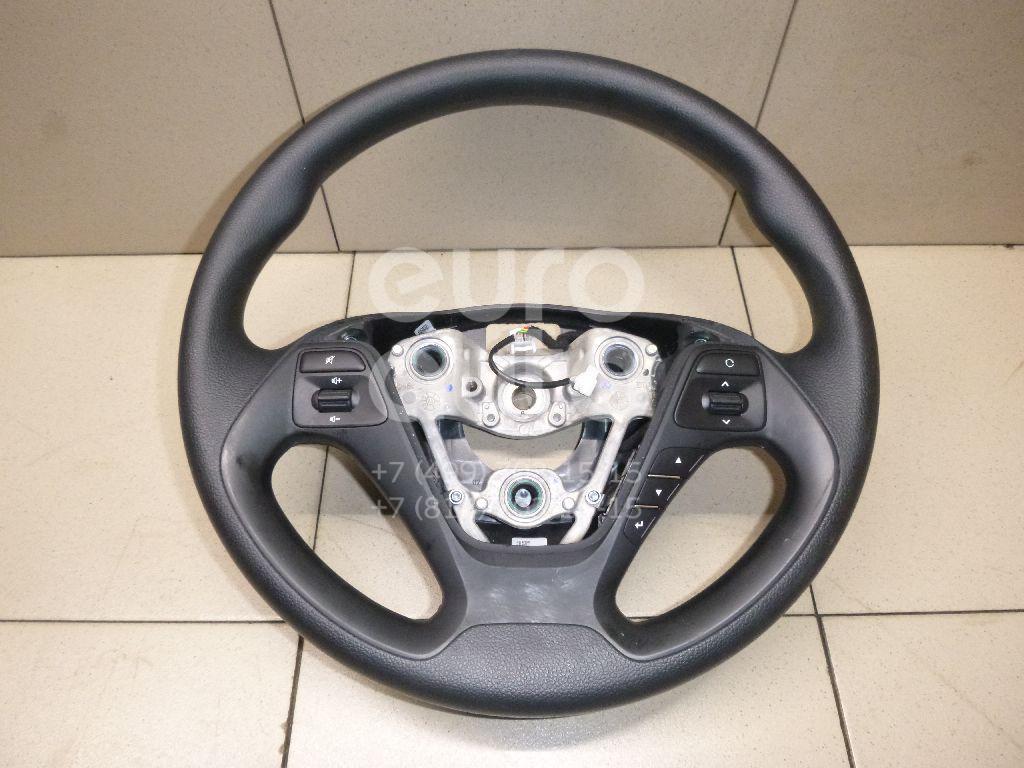 Купить Рулевое колесо для AIR BAG (без AIR BAG) Kia Ceed 2012-; (56110A2000BWK)