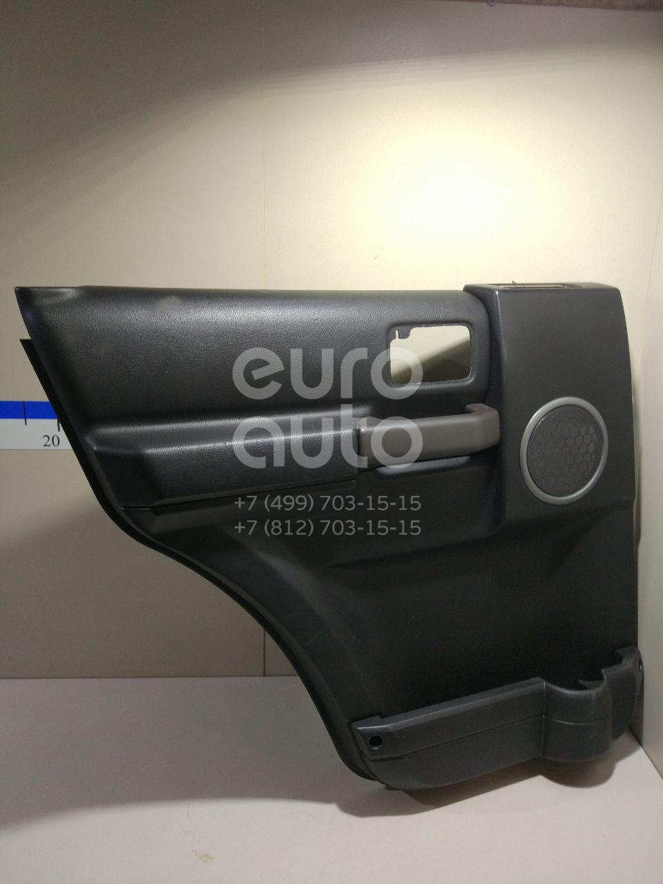 Купить Обшивка двери задней левой Land Rover Discovery III 2004-2009; (VBA500090)