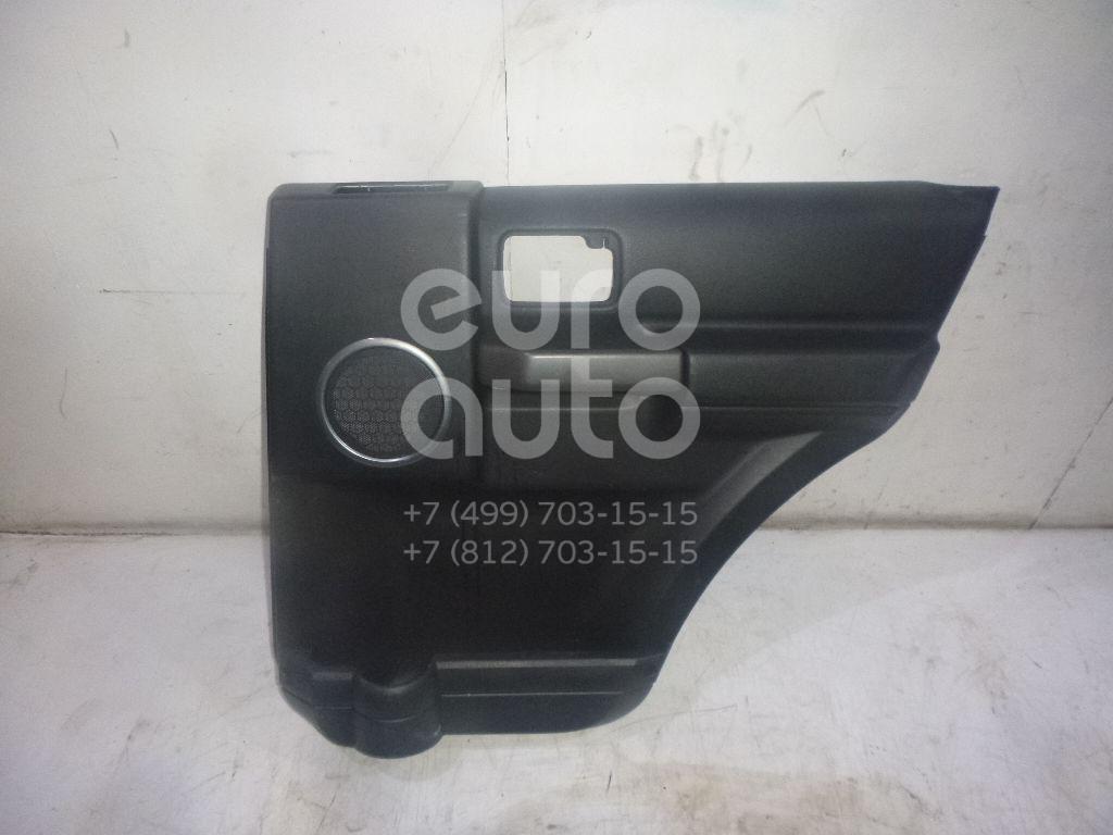 Купить Обшивка двери задней правой Land Rover Discovery III 2004-2009; (VBA500080)