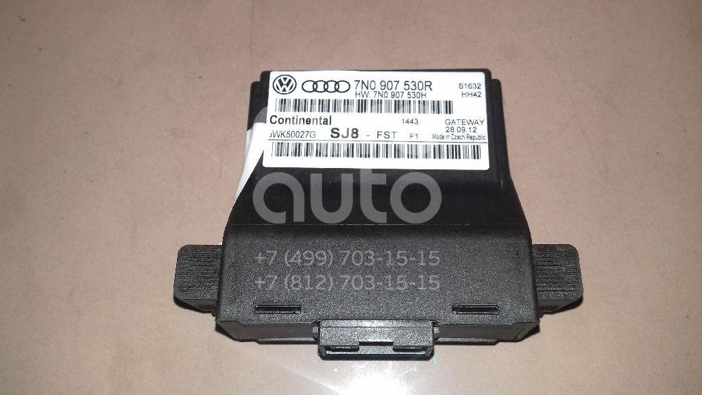 Купить Блок электронный Skoda Yeti 2009-; (7N0907530H)