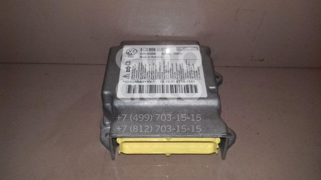 Купить Блок управления AIR BAG Skoda Yeti 2009-; (5C0959655C)
