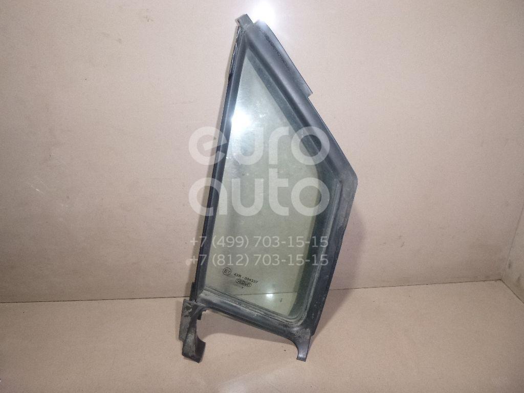 Купить Стекло двери передней правой (форточка) Suzuki Splash 2008-2015; (8452151K00)